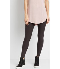 maurices womens high rise gray ultra soft leggings