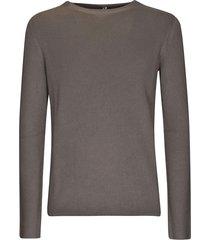 transit round neck classic sweatshirt