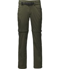 pantalon straight paramount 3.0 verde the north face