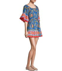 chloris baja batik dress