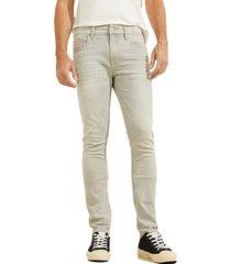 jeans ski basic sdgy gris guess