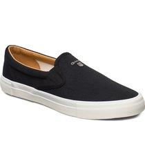 sundale slip-on shoes sneakers svart gant