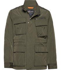 fairmont jacket gevoerd jack groen morris