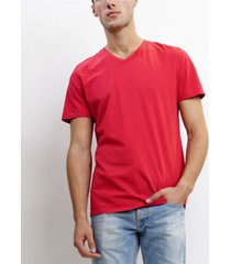 coin 1804 tmv002cj mens cotton jersey short-sleeve v-neck t-shirt