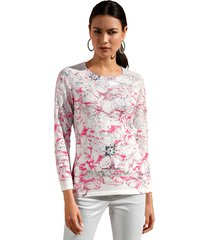 trui amy vermont offwhite::pink