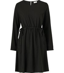 klänning visarina l/s tie dress