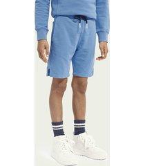 scotch & soda organic cotton sweat shorts