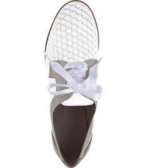 skor klingel vit::grå
