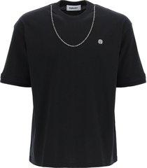 ambush t-shirt with chain