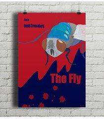mucha - cronenberg - plakat 50x70 cm