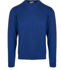 fedeli royal blue arg vintage man pullover