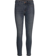 2nd jolie cropped skinny jeans blå 2ndday