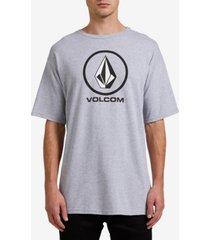 volcom men's crisp stone short sleeve t-shirt