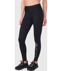 legging everlast long angel negro - calce ajustado