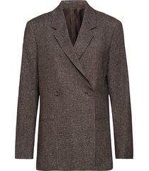 loreo blazers over d blazers grå totême