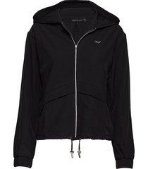 comfort jacket zomerjas dunne jas zwart röhnisch