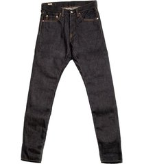 0405 12oz high tapered jeans