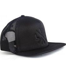 gorra negra va limited