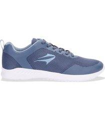 zapatilla azul topper strong pace plus