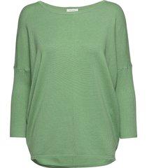 fqj -pu stickad tröja grön free/quent