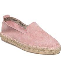 espadrille flat sandaletter expadrilles låga rosa ilse jacobsen