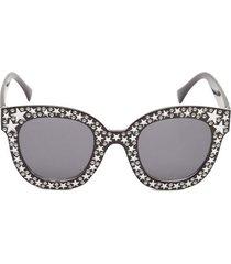 gafas mujer estrellas color negro, talla uni