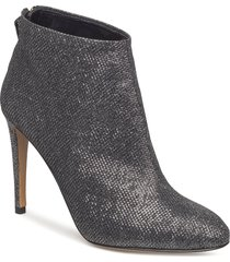 nimia shoes boots ankle boots ankle boots with heel blå pura lopez