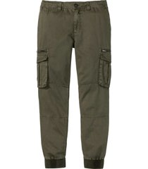 pantaloni cargo regular fit straight (verde) - rainbow