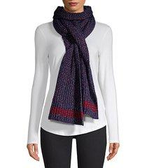 cheryl merino-blend scarf