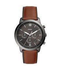 relógio fossil fs5512 0cn analógico | fossil | u