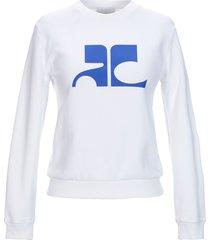 courrèges sweatshirts