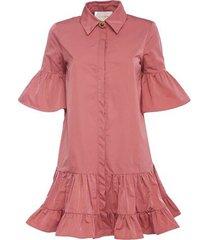 choux 3/4 seeve mini fora dress