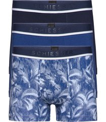 shorts boxerkalsonger blå schiesser