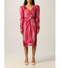 moschino couture dress moschino couture dress in viscose painting