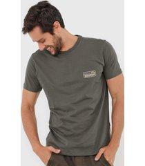 camiseta billabong ding repair verde - verde - masculino - dafiti