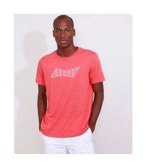 camiseta masculina manga curta budweiser gola careca vermelha