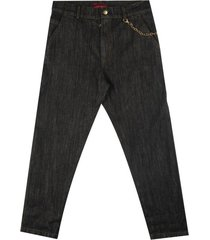 chain jeans