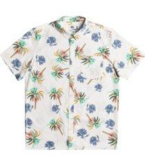 men's royal palms short sleeve shirt