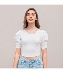 camiseta ajustada corta manga corta curr