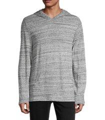 alternative men's marathon urban hoodie - urban grey - size m