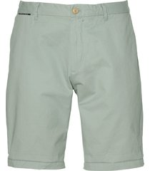 scotch & soda short - slim fit - groen
