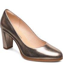 kaylin cara shoes heels pumps classic guld clarks