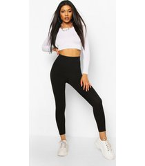 corrigerende leggings met taille band