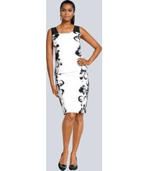 kjol alba moda vit