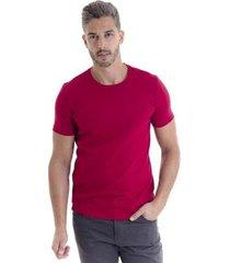 camiseta kassis modas básica masculina - masculino