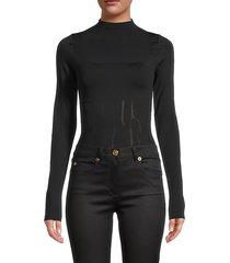 shield thong-back bodysuit