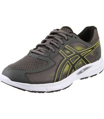 zapatilla  gris asics gel-transition