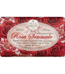 sabonete em barra nesti dante - le rose sensuale 150g