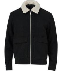 jacka jprmagnus wool bomber jacket