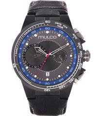 reloj mulco para hombre  - lyon   mw-3-16106-224